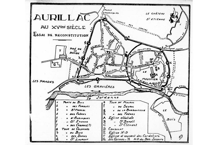 Saint Géraud - Aurillac